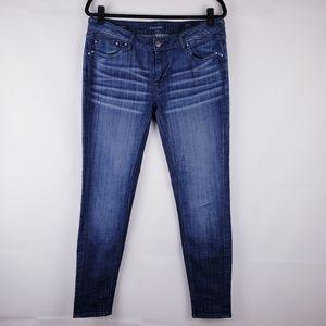 Vigoss Chelsea Skinny Jeans Stretch Mid Rise 29